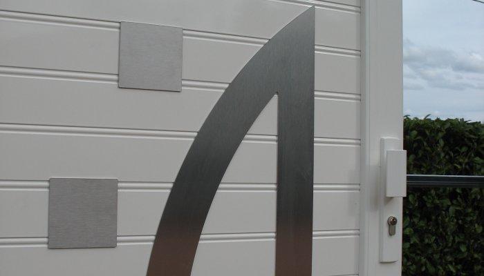 Portail Déco CGA 1 Inox