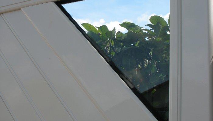 Portail Nuance 6 vitre